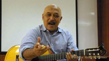 Iwan Abdurachman (Dok.Pikiran Rakyat)