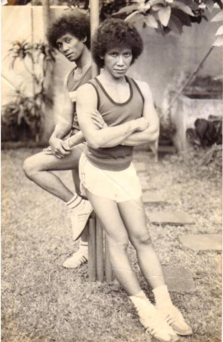 Deddy Stanzah dan Gito Rollies (Foto Koleksi Denny Sakrie)